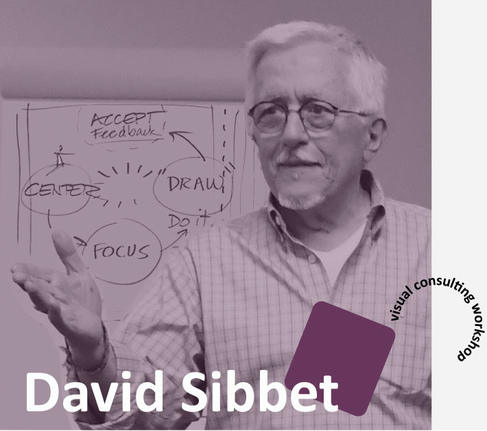 VISUAL CONSULTING WORKSHOP by David Sibbet